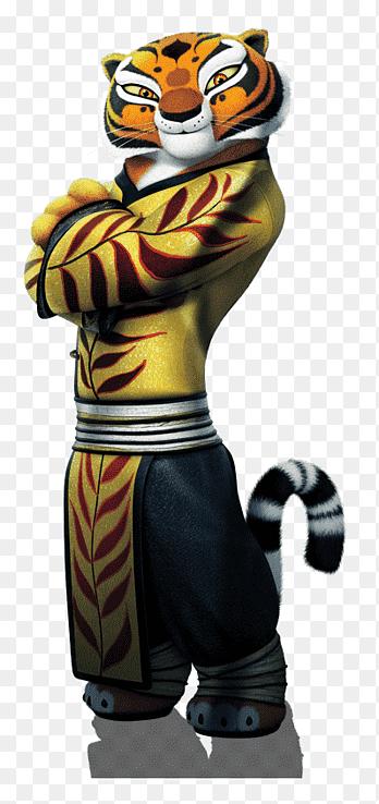 Kung Fu Panda Tigress Illustration Tigress Po Master Shifu Giant Panda Viper Cartoon Tiger Cartoon Character Animals Png Pngegg