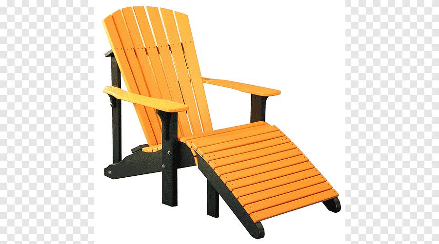 chaise adirondack mobilier de jardin