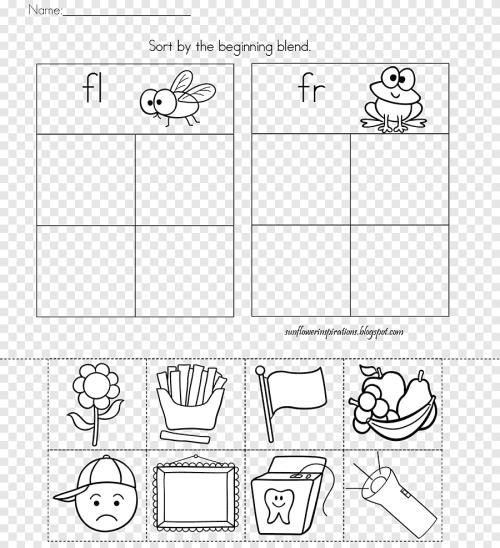 small resolution of Worksheet Phonics Kindergarten Consonant Digraph
