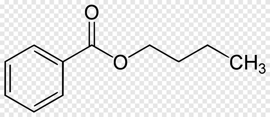 Propyl group Benzoic acid Ethyl benzoate Isopropyl alcohol