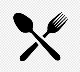 Computer Icons Bowl Food Soup Menu silhouette fork png PNGEgg