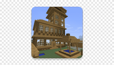 Minecraft: Pocket Edition House Village Town Ideas Minecraft Building autumn town building interior Design Services png PNGEgg