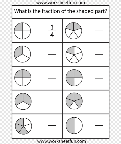 small resolution of Subtracting Fractions Worksheet Second grade Education