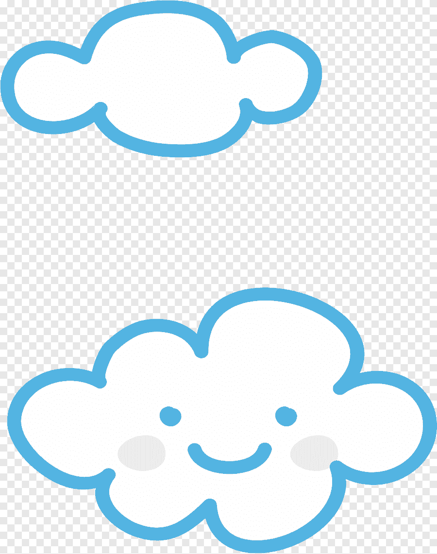 Cartoon Clouds Png : cartoon, clouds, Cartoon, Cloud, Iridescence, Speech, Balloon,, Creative, Clouds,, Blue,, White, PNGEgg