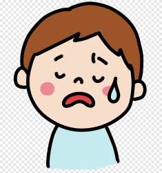 Feeling tired Facial expression Caw child face png PNGEgg