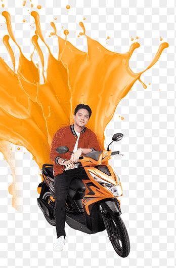 Honda Beat Png : honda, Honda, Mandaluyong, Graphic, Design,, Honda,, Orange,, Sleep, PNGEgg