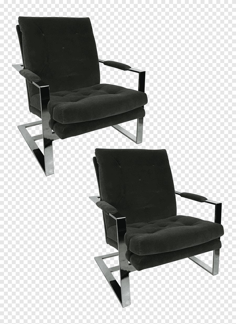 Eames Lounge Chair Chaise Longue Foot Rests Cushion Kursi Santai Sudut Mebel Png Pngegg