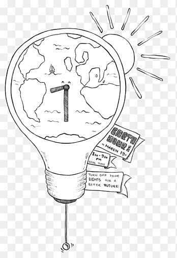 Mewarnai Poster Hemat Energi : mewarnai, poster, hemat, energi, Earth, Images, PNGEgg