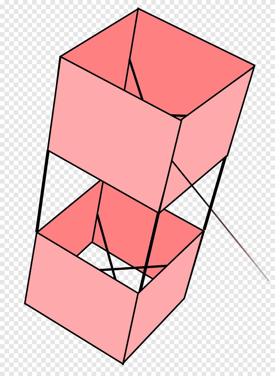 Kotak Persegi : kotak, persegi, Kotak, Layang-layang,, Angkat,, Parafoil,, Sudut,, Persegi, Panjang, PNGEgg