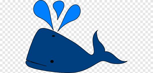 Blue whale Cartoon Whale blue marine Mammal png PNGEgg