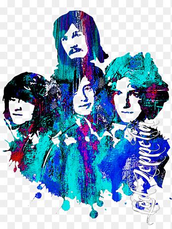 Led Zeppelin Clipart : zeppelin, clipart, Graphic, Design, Fashion, Illustration, Poster,, Zeppelin,, Fashion,, PNGEgg