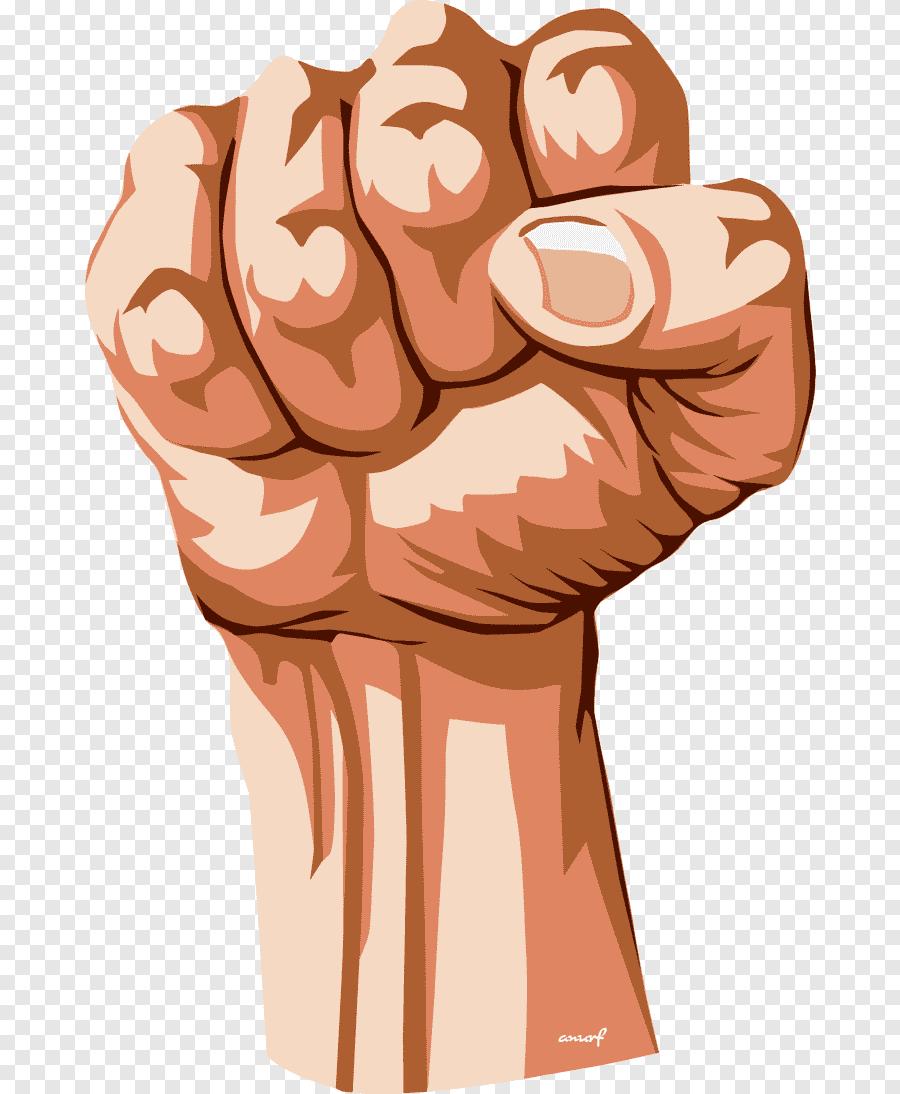 Logo Kepalan Tangan : kepalan, tangan, Hand,, PNGEgg