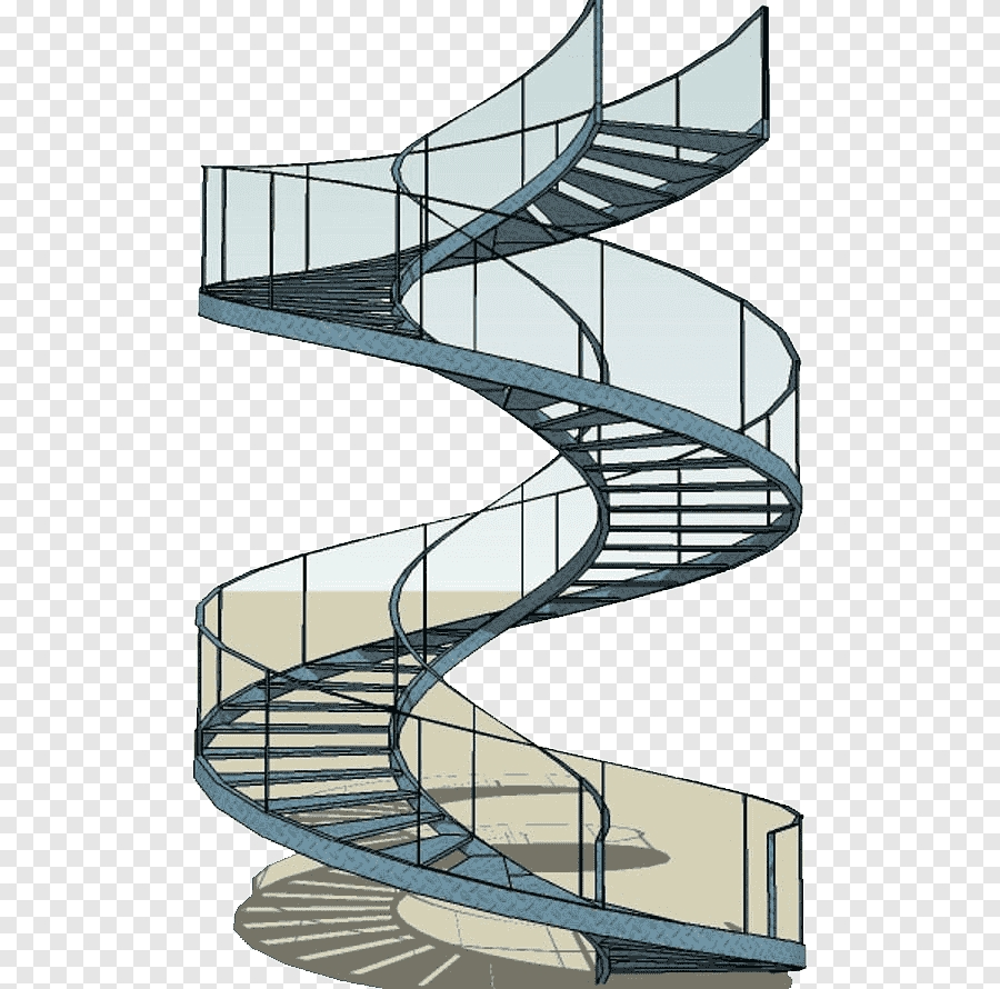 Structural Steel Stairs Building Steel Frame Modern Glass | Structural Steel Stair Design | Steel Construction | 4 Column Steel | Detailing | Steel Staircase | Small Space