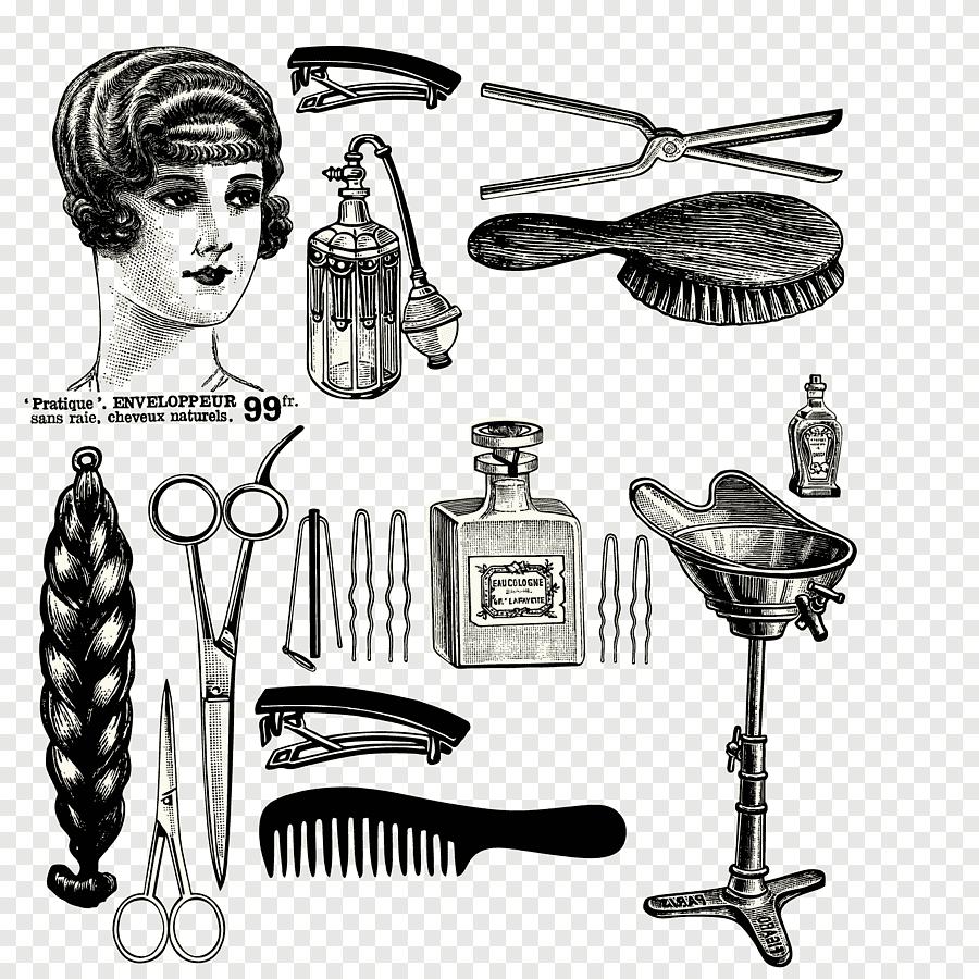 comb hairdresser beauty parlour