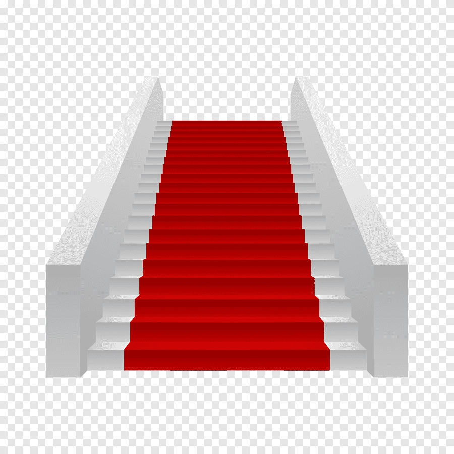 Red Carpet On White Stairs Illustration Stairs Carpet Red | Zig Zag Carpet On Stairs | Mohawk Patterned Carpet | Stair Triangular Landing | Before And After | American Style | Silver Grey