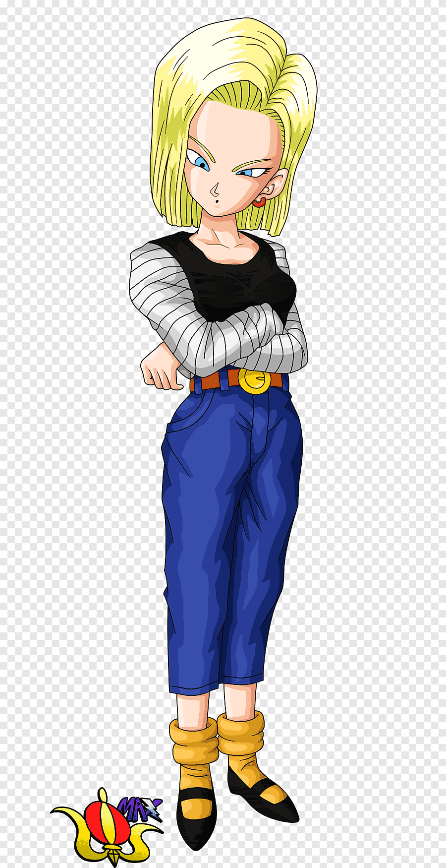 How Can Android 18 Have A Baby : android, Android, Majin, Krillin, Dragon, Dokkan, Battle, Bulma,, Goku,, Child,, Human, PNGEgg