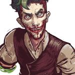 Heath Ledger Joker Harley Quinn Batman Fan Art Joker Face Heroes Png Pngegg