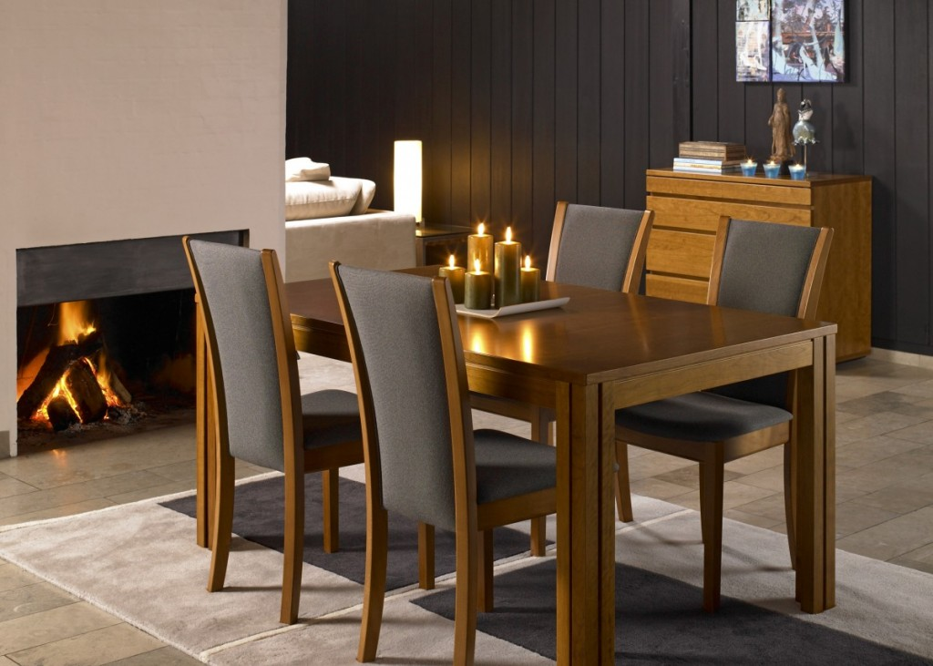 Skovby SM 23 Dining Table  The Century House  Madison WI