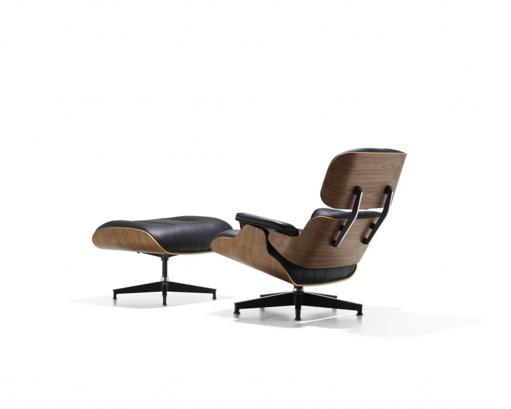 Chairs With Ottoman Hermanmiller Eames Lounge Chair Ottoman The Century House Madison Wi