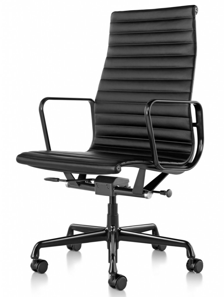 eames aluminum chair large fishing hermanmiller group executive the