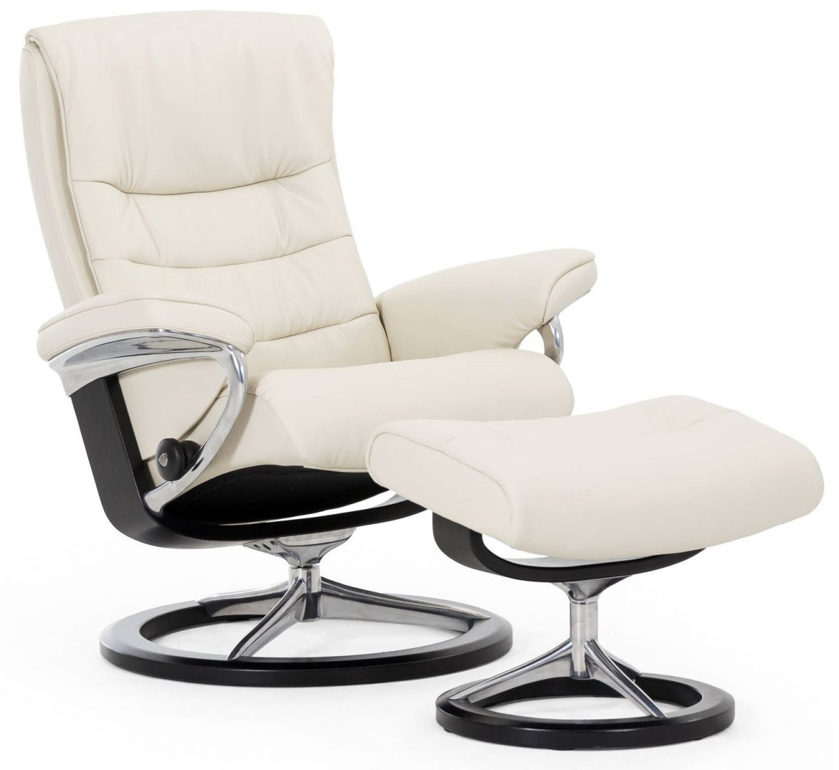 Stressless Chair Prices Stressless Nordic Chair And Ottoman Signature Base The