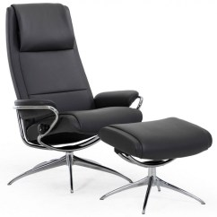 Stressless Chairs Reviews Chair Feet Protectors Paris And Ottoman The Century House