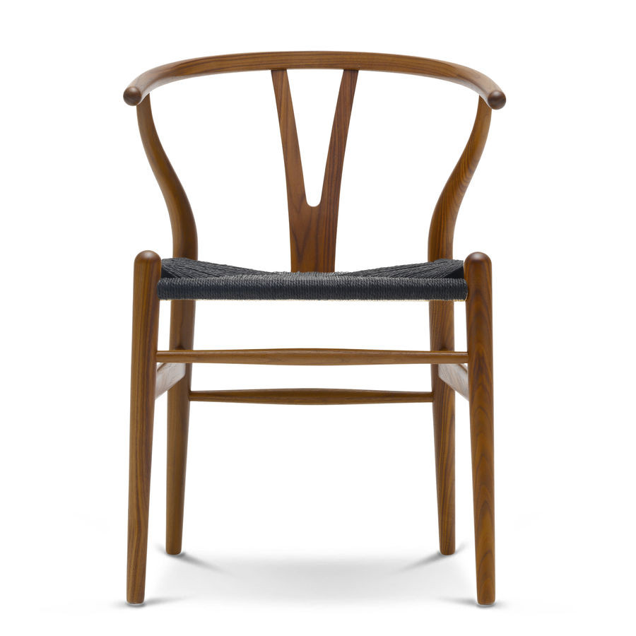 Wishbone Chairs Ch 24 Wishbone Chair Classic Wood Finishes