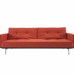 Sofa With Legs Or Without Average Size Of A Table Splitback Arms Stainless Steel The