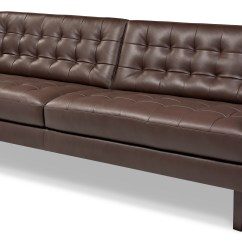 Parker Leather Sofa Reviews Prints The Century House Madison Wi