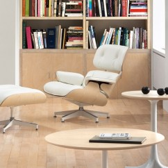 Eames Chair White Table Linens And Covers For Sale Hermanmiller Lounge Ottoman Ash The Century House Madison Wi