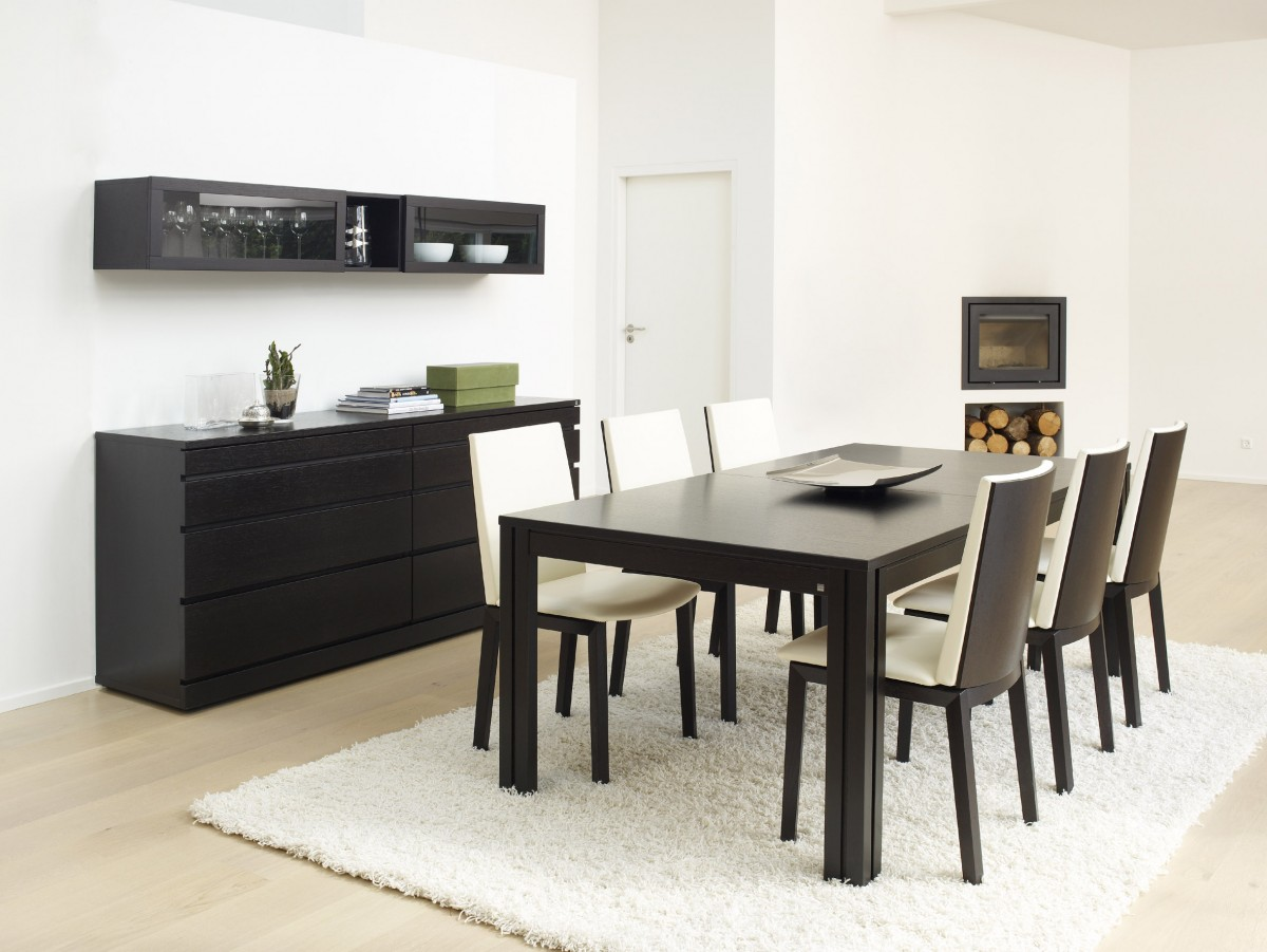 Skovby SM 24 Dining Table  The Century House  Madison WI