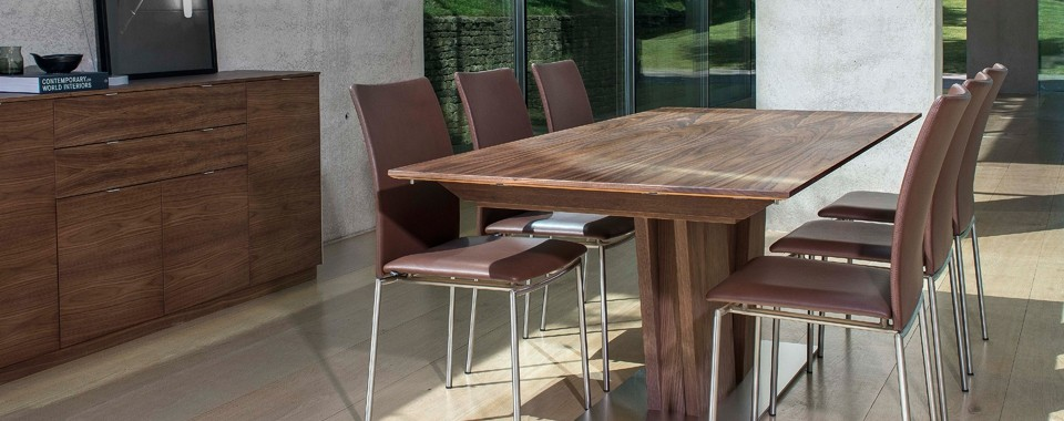 Skovby SM 39 Extendable Dining Table  The Century House