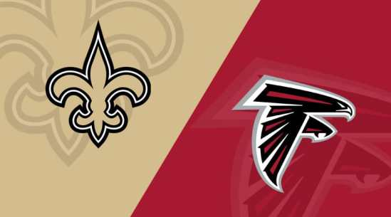 Atlanta Falcons vs. New Orleans Saints Matchup Preview (11/22/20): Betting  Odds, Depth Charts, Live Stream (Watch Online)