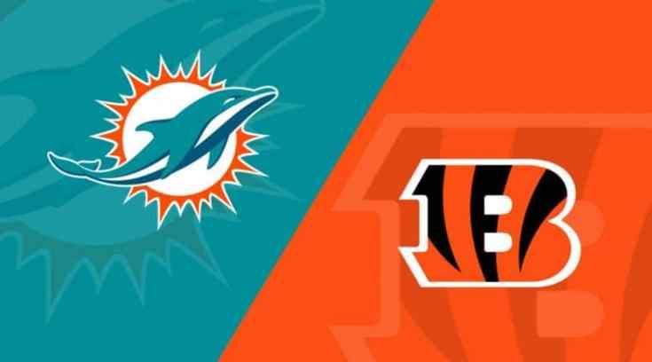 Miami Dolphins vs. Cincinnati Bengals Matchup Preview (12/6/20): Betting  Odds, Depth Charts, Live