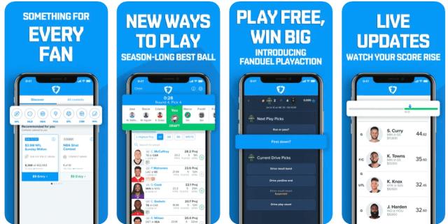 FanDuel Daily Sports App image