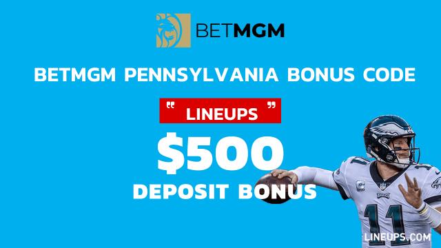 BetMGM Pennsylvania Promo Code Large