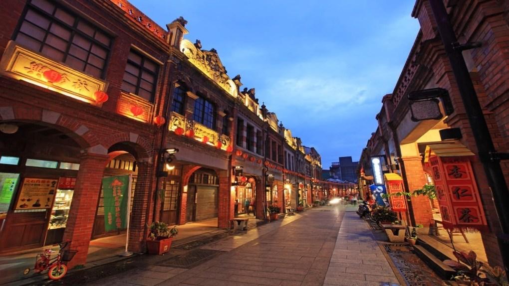 三峽老街 │ 雙北旅遊景點介紹