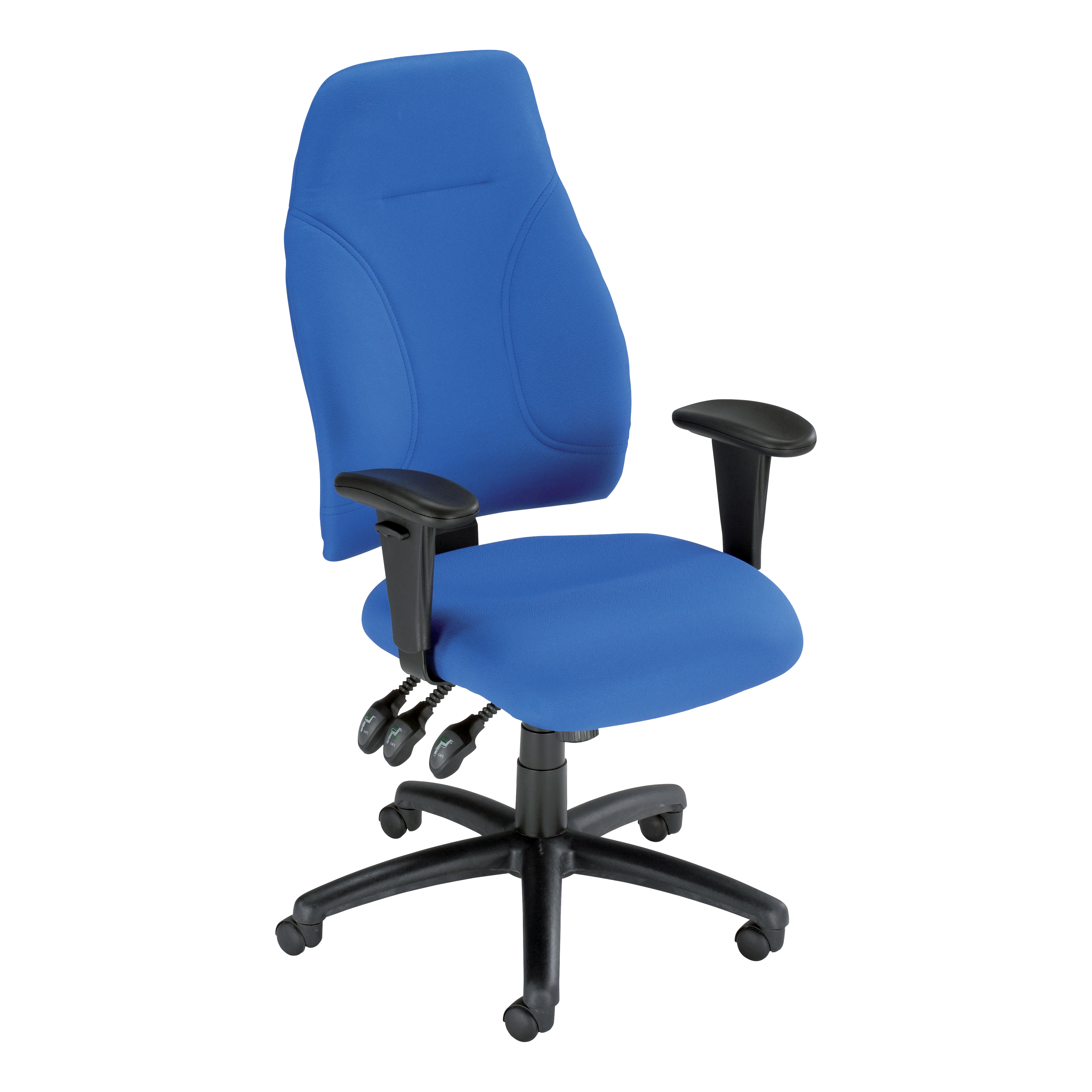 posture chair with back mia moda high pink trexus asynchronous blue