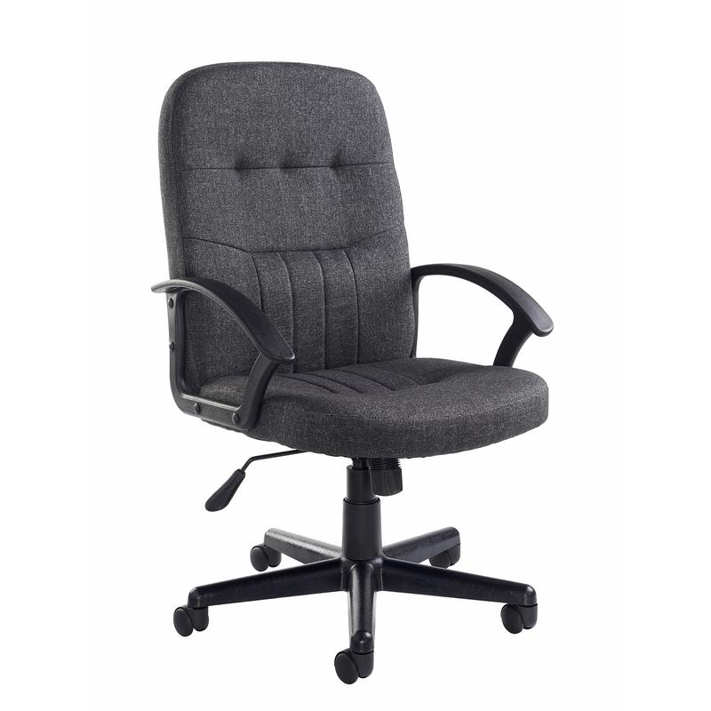 office chair fabric stressless chairs uk cavalier managers charcoal mossyoffice