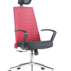 Best Office Chair After Spinal Fusion Adirondack Rocking Chairs Uk Fabia High Back Mesh Black And Red Mossyoffice