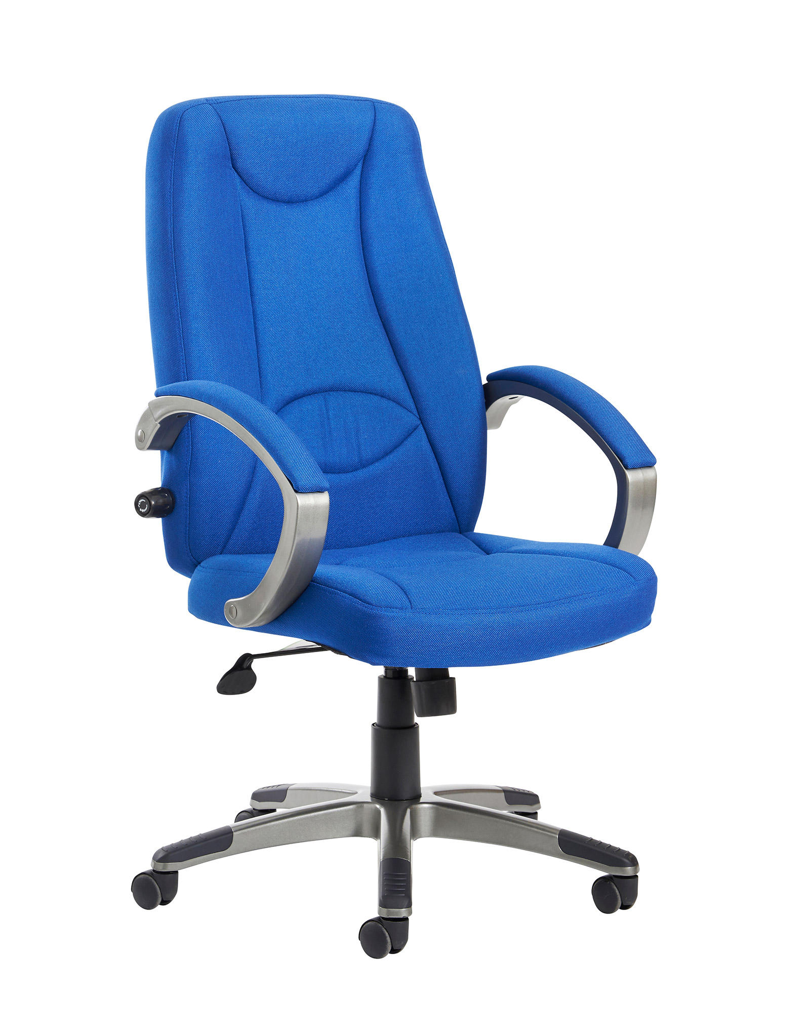 best chair after spinal surgery brown faux leather lucca high back fabric managers blue