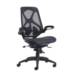 Best Office Chair After Spinal Fusion Assisted Lift Napier High Back Mesh With Seat Black