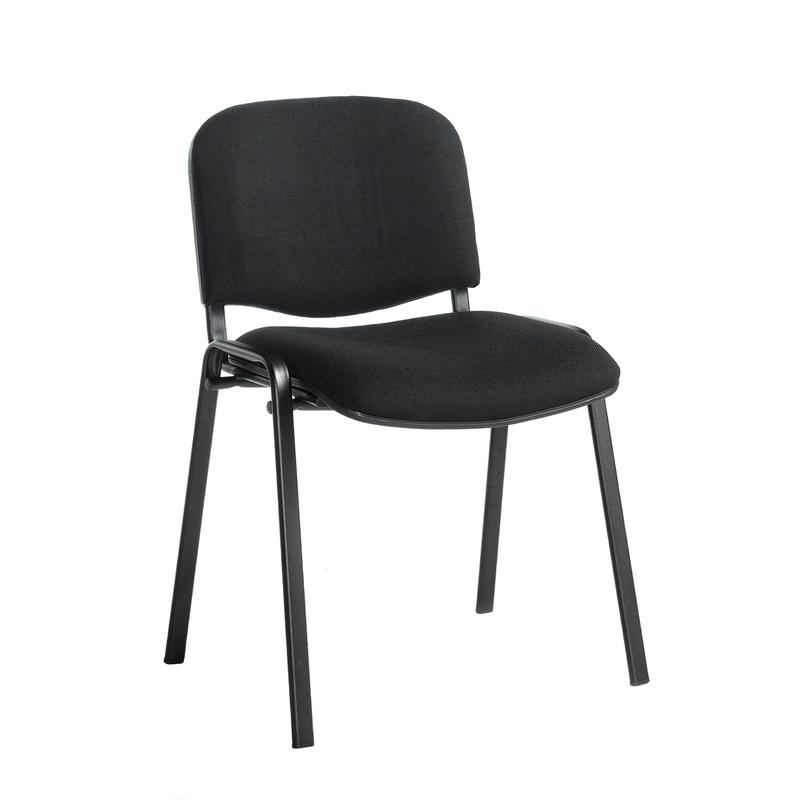 stackable chairs with arms canvas chair covers australia taurus meeting room black frame and