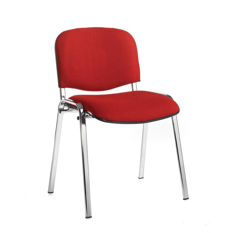stackable chairs with arms unusual comfy chair taurus meeting room chrome frame and