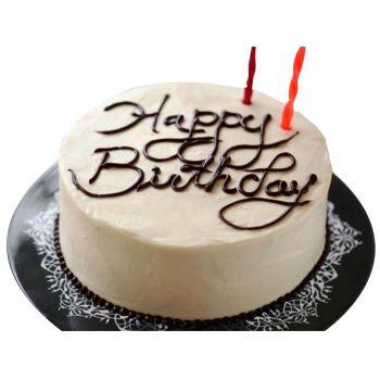 Bali Happy Birthday Cake Flower Delivery Birthday Cake