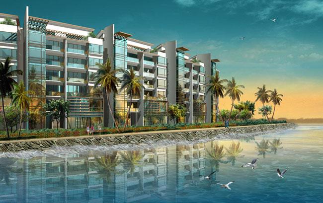 E9AP // Residential // Sentosa Cove Condominium