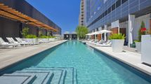 Downtown Austin Hotels Wet Hotel Pool