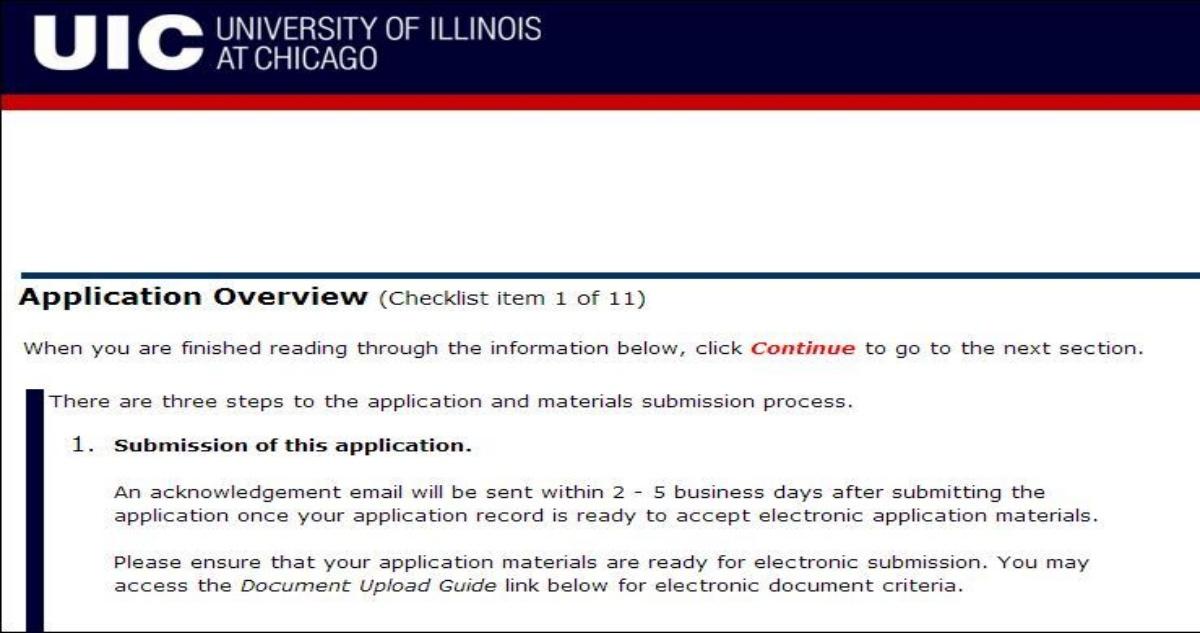 My UIC Student Portal Login