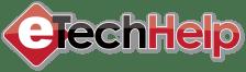 eTechHelp Logo