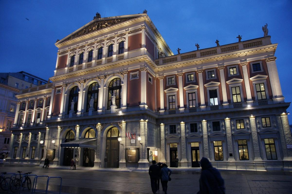 [維也納]三大著名音樂廳 – 東經16度